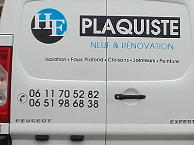 marquage vehicules p zenas marquage vehicules m ze rp enseignes professionnel de l 39 impression. Black Bedroom Furniture Sets. Home Design Ideas