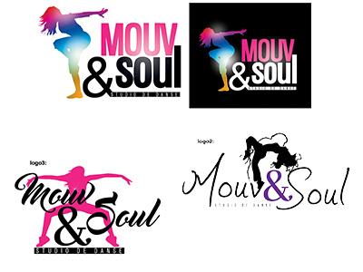 creation logo danse